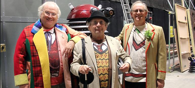 Około Pięciu Doktorów