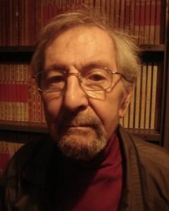 Tristram Cary w latach 90-tych.