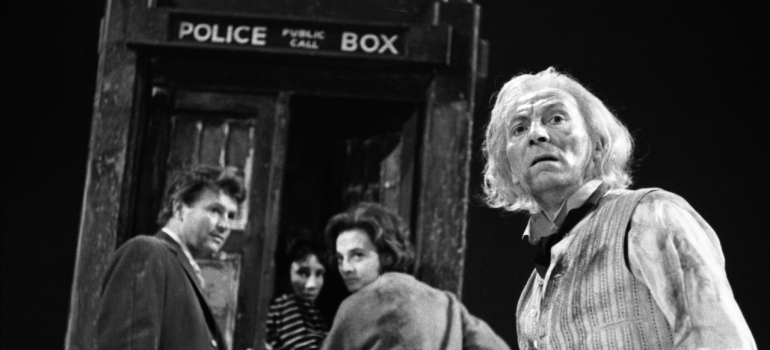 Doctor Who: Unearthly Child
