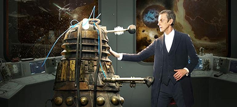 Into The Dalek napisy