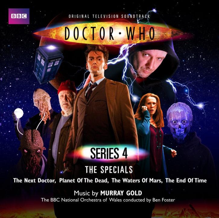 Murray Gold i jego dzieło - muzyka w odcinkach specjalnych serii 4