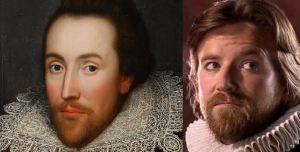 geniusz Szekspir