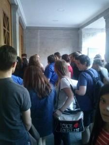 fani w Berlinie
