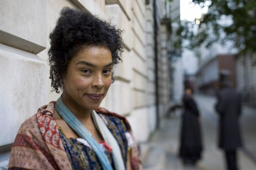 **STRICTLY EMBARGOED FOR PUBLICATION UNTIL 5TH DECEMBER 2007** Picture shows: Nancy (SOPHIE OKONEDO). TX: BBC One TBC. WARNING: Use of this copyright image is subject to the terms of use of BBC Pictures' BBC Digital Picture Service. In particular, this image may only be published in print for editorial use during the publicity period (the weeks immediately leading up to and including the transmission week of the relevant programme or event and three review weeks following) for the purpose of publicising the programme, person or service pictured and provided the BBC and the copyright holder in the caption are credited. Any use of this image on the internet and other online communication services will require a separate prior agreement with BBC Pictures. For any other purpose whatsoever, including advertising and commercial prior written approval from the copyright holder will be required.