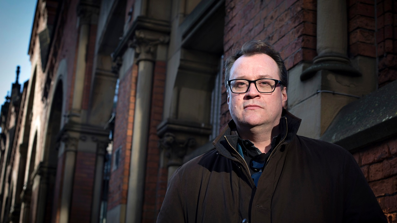 Russell T Davies.