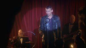 Eccleston jako Dziewiąty Doktor