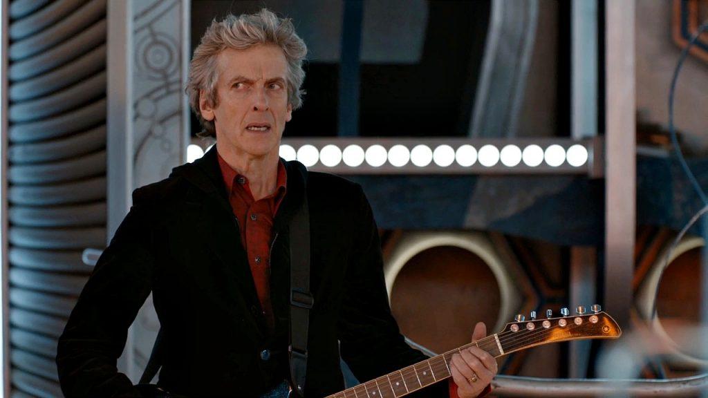 Capaldi z gitarą