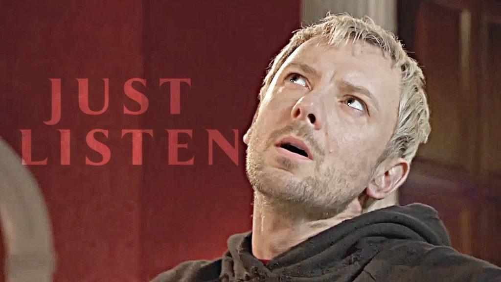 John Simm jako Mistrz.