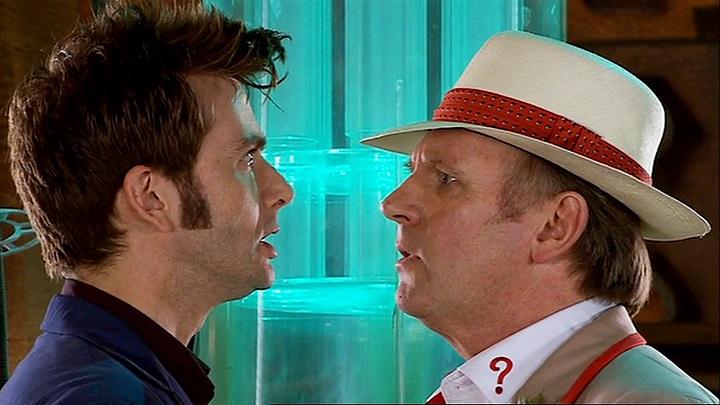 Piąty oraz Dziesiąty Doktor