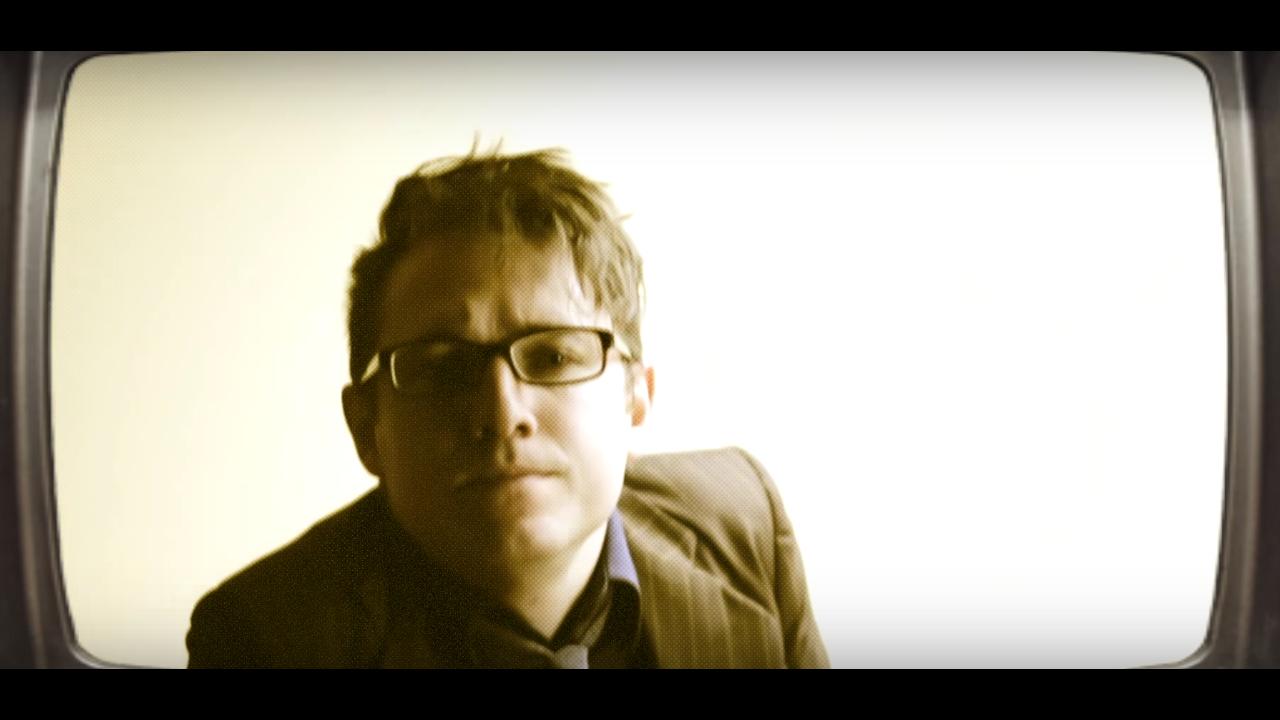 Kadr z teledysku zespołu Legs Nose Robinson do piosenki The Lonely Assasins