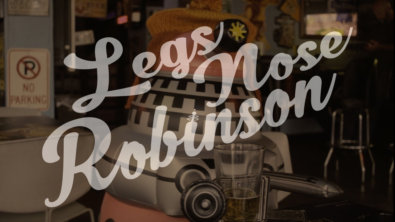 Logo zespołu Legs Nose Robinson