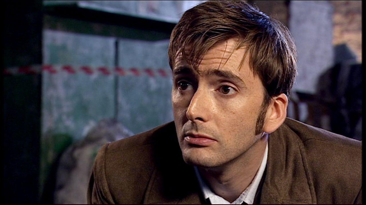 Smutny Dziesiąty Doktor