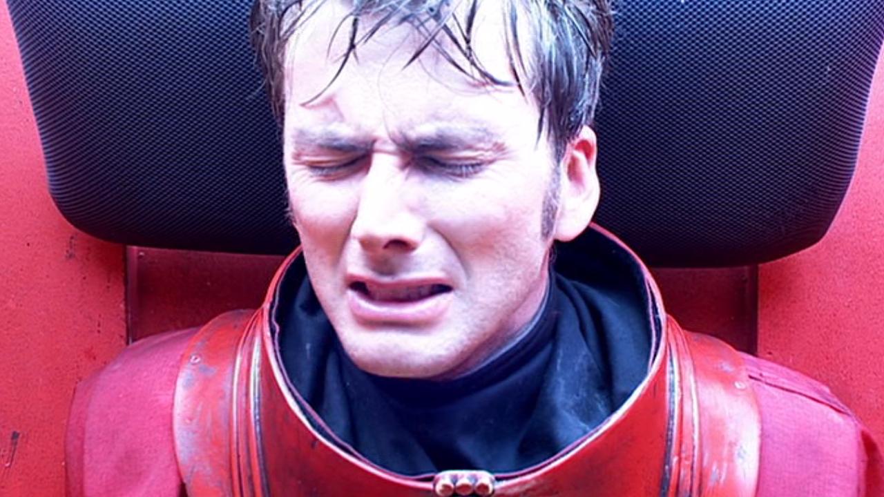 Dziesiąty Doktor w odcinku 42