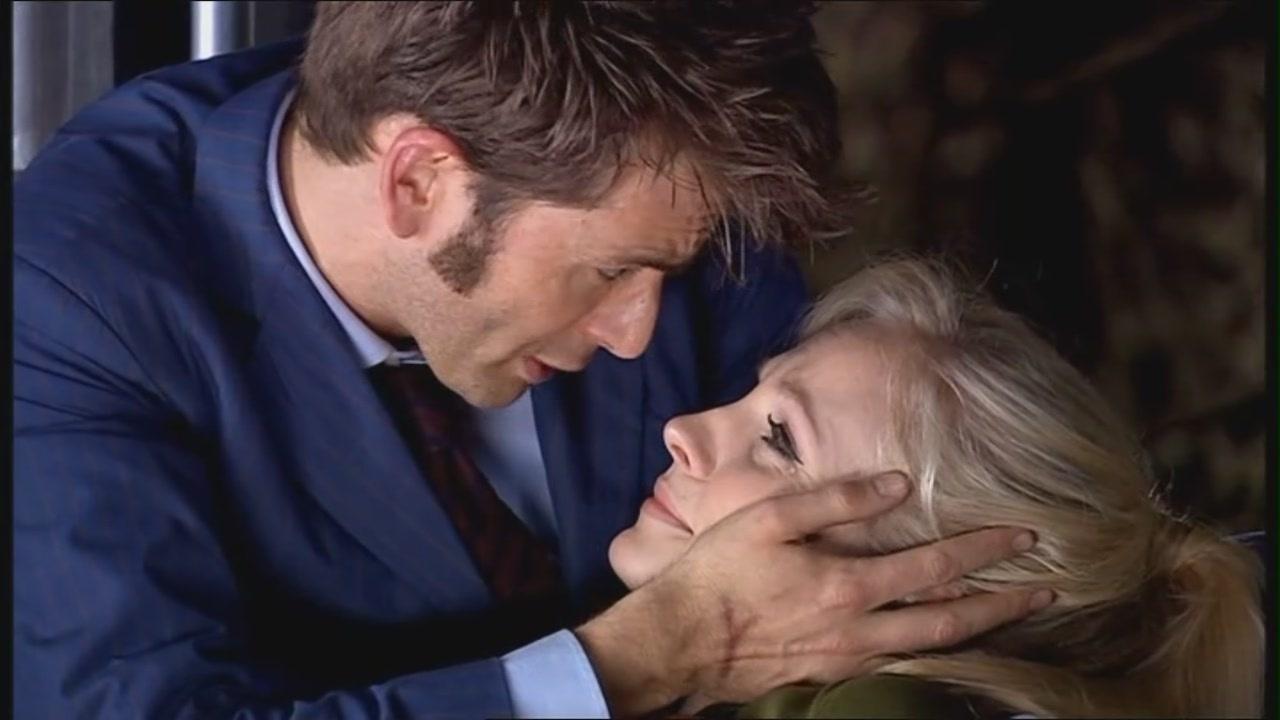 Dziesiąty Doktor i Jenny