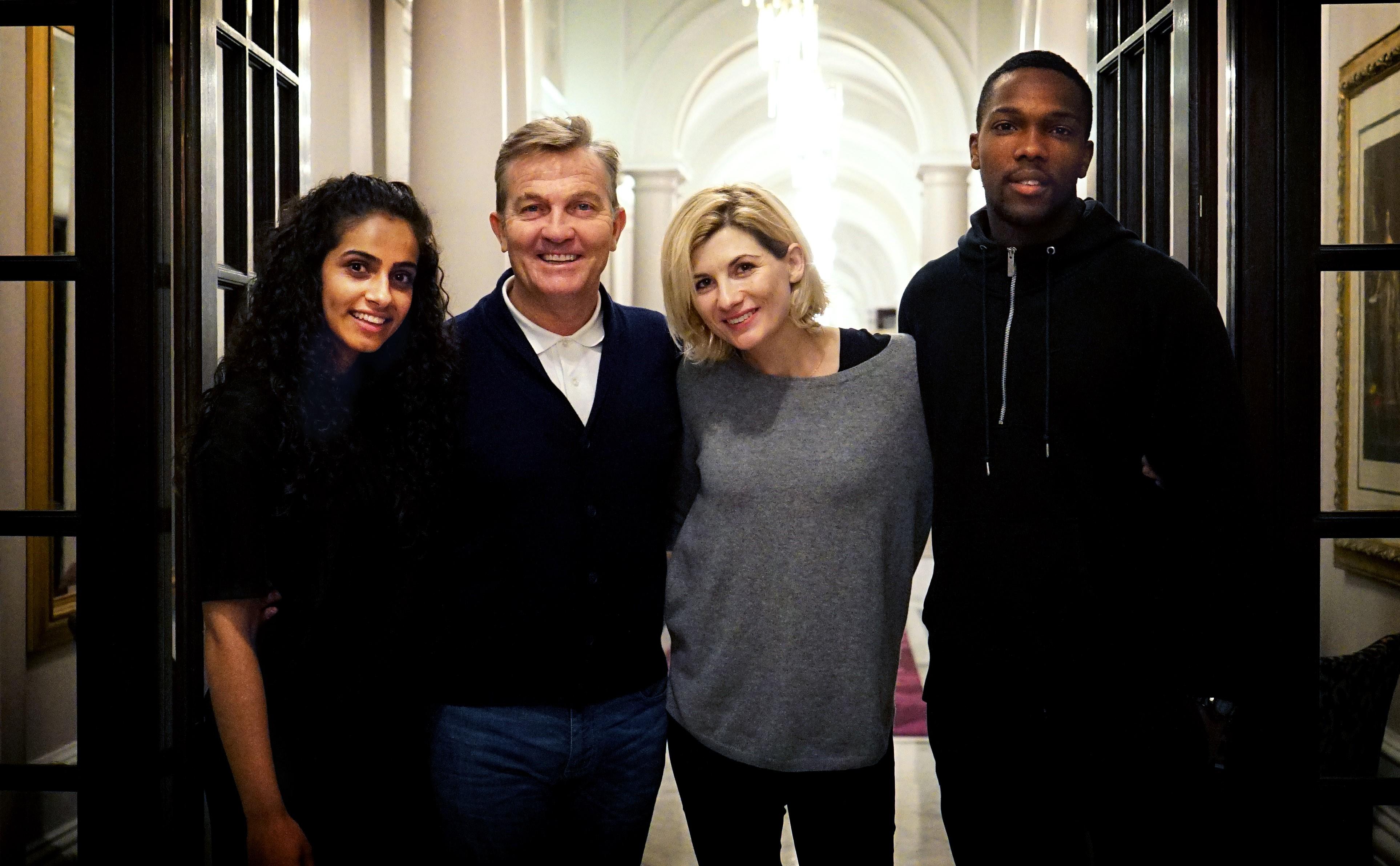 Ekpia TARDIS w 11 serii