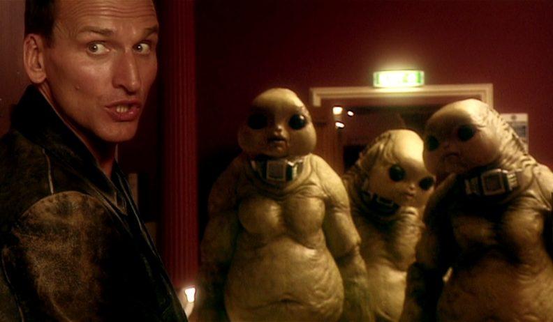 Dziewiąty Doktor i Slitheenowie