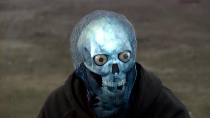 Mistrz z prześwitującą czaszką