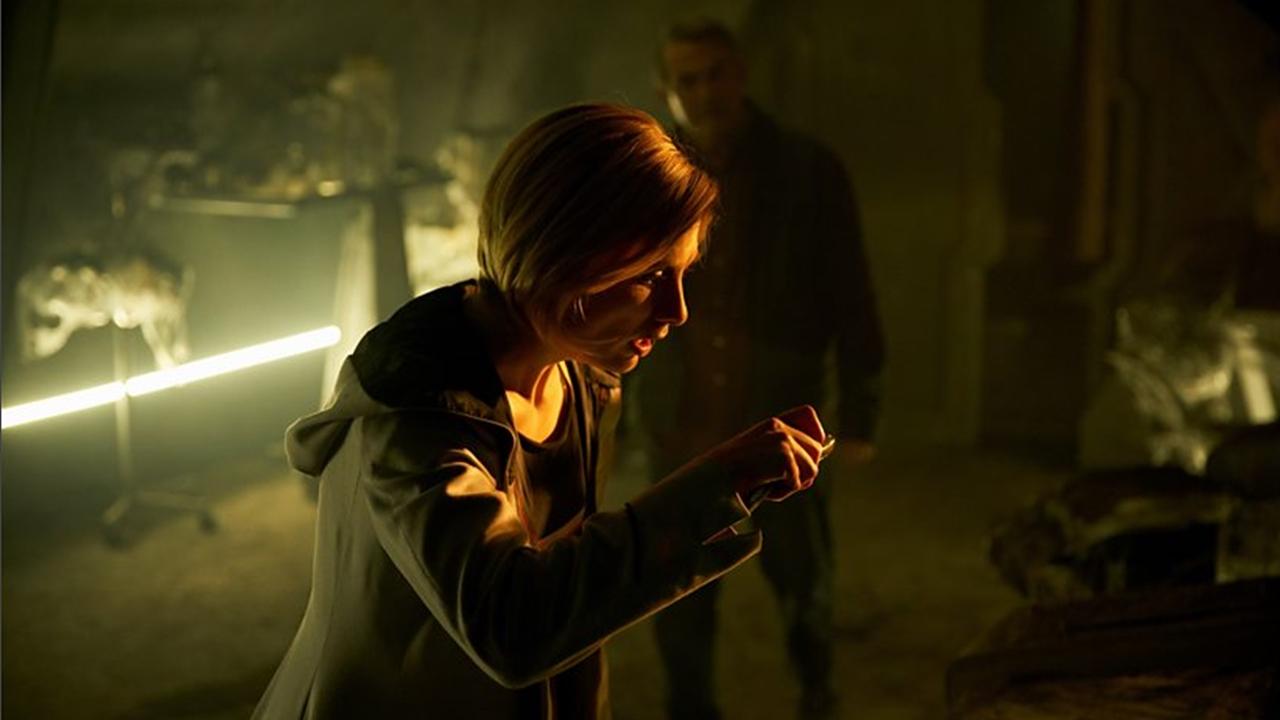 Jodie Whittaker jako Trzynasta Doktor