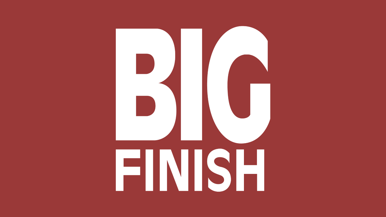 Logo Big Finish