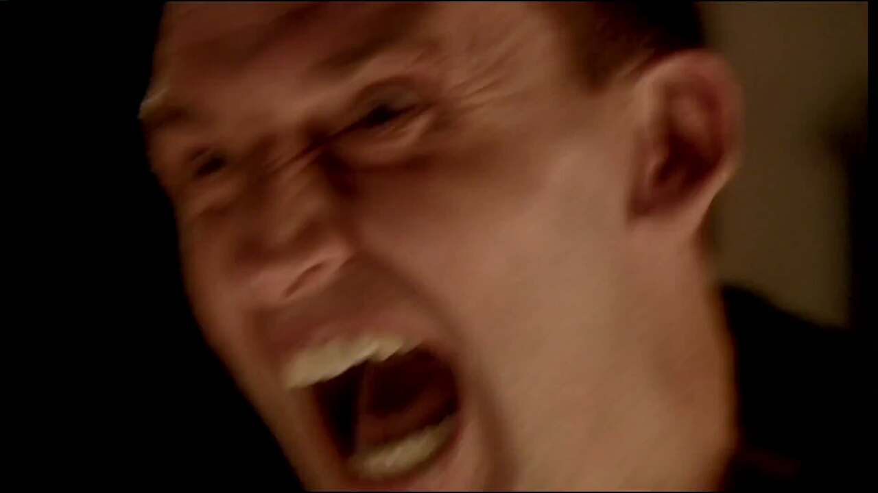 Dziewiąty Doktor w napadzie szału