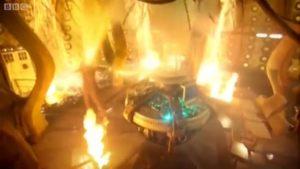 Regeneracja Dziesiątego Doktora