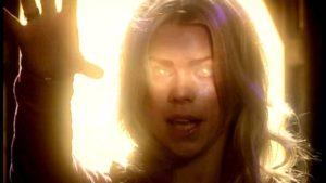 Rose Tyler jako Zły Wilk