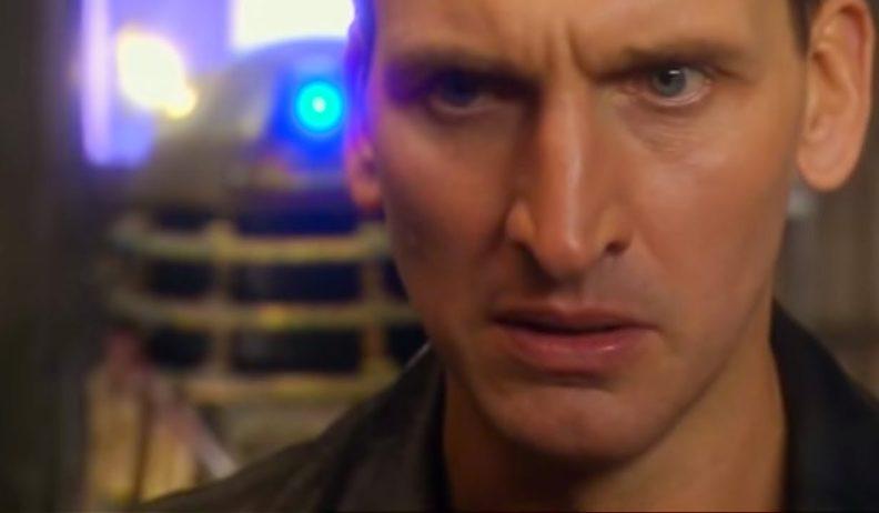 Dziewiąty Doktor i Dalek