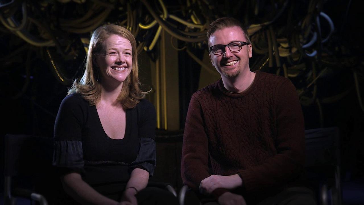 Producenci Nikki Wilson i Derek Ritchie.