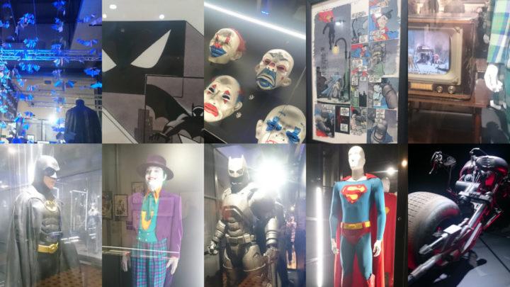 Wystawa DC, którą można obejrzeć w położonej niedaleko od MFKiG starej elektrociepłowni.