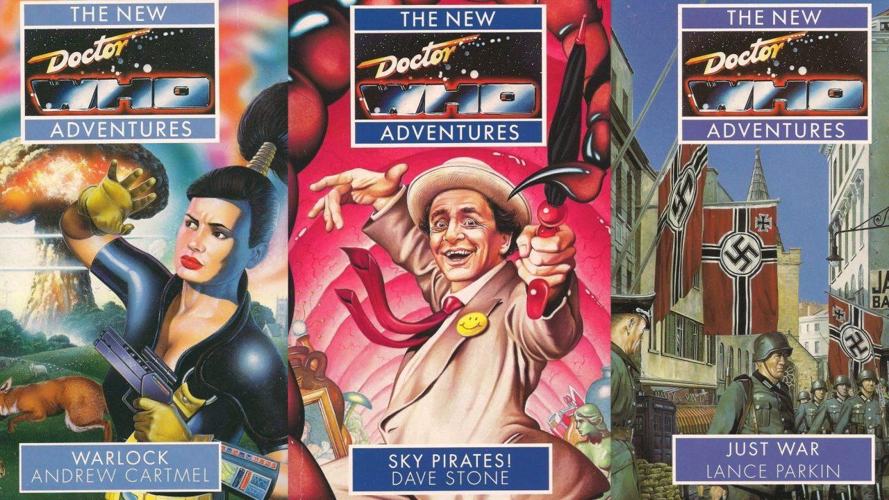 Książki od Virgin Publishing ukazywały się podczas Wilderness Years aż do emisji filmu z Ósmym.