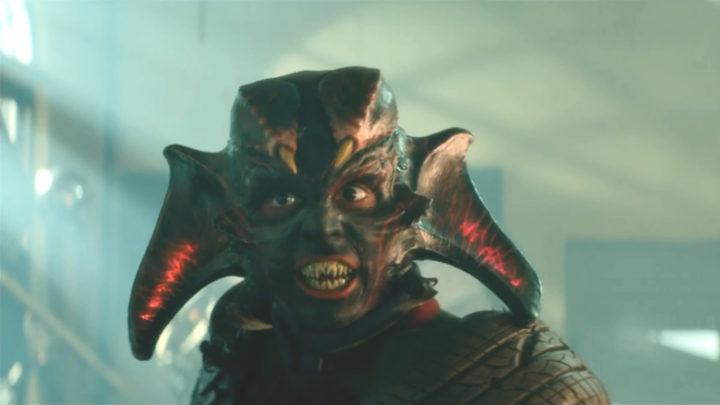 Nowy, nadchodzący w 12 serii potwór. Kadr ze zwiastunu.