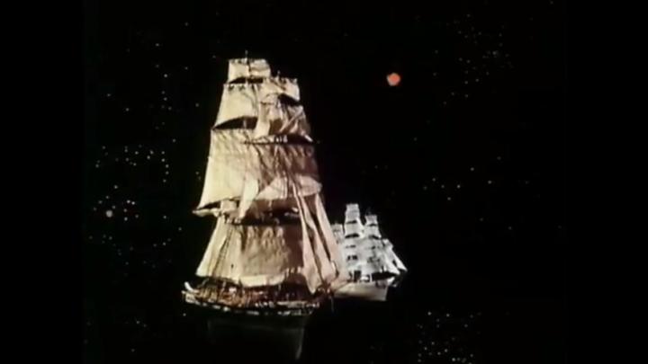 Statki w kosmosie