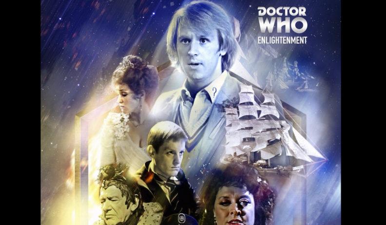 Piąty Doktor Cover