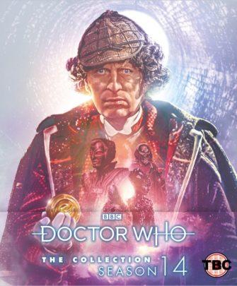 Okładka wydania 14 sezonu klasyków na Blu-Ray.