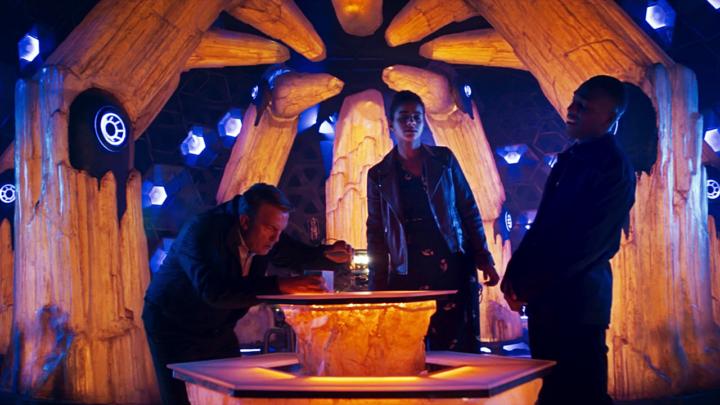 team TARDIS w Orphan 55