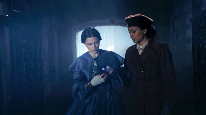 Ada Lovelace i Noor Inayat Khan w Spyfall