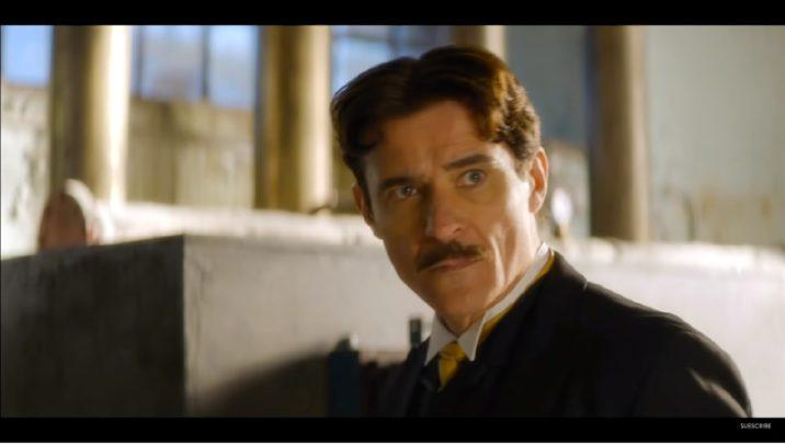 Nikola Tesla pojawi się w czwartym odcinku.