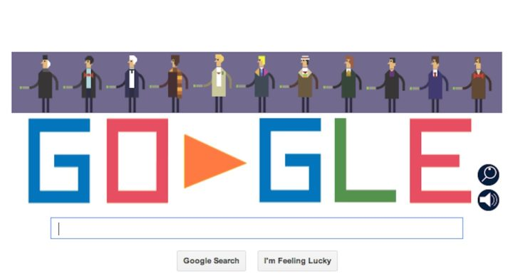 google doodle z doctor who