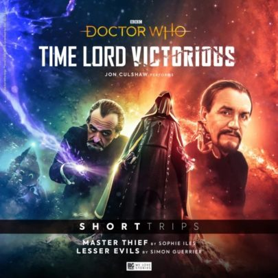 Time Lord Victorious short trips