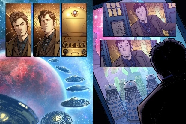 Time Lord Victorious Defender of the Daleks