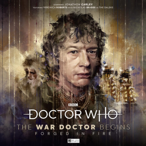 The War Doctor Begins