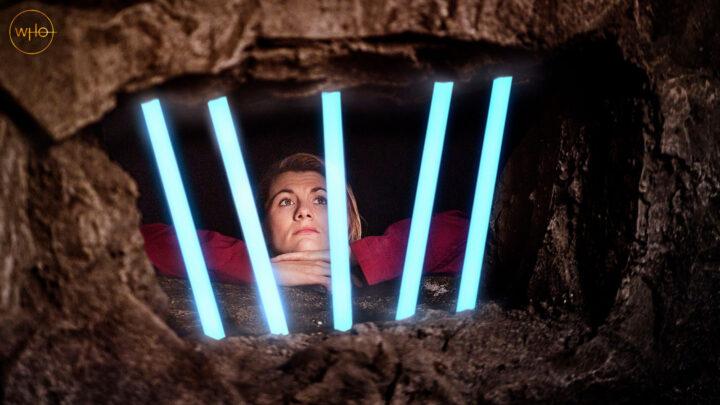 Jodie Whittaker jako Doktor w Rewolucji Daleków