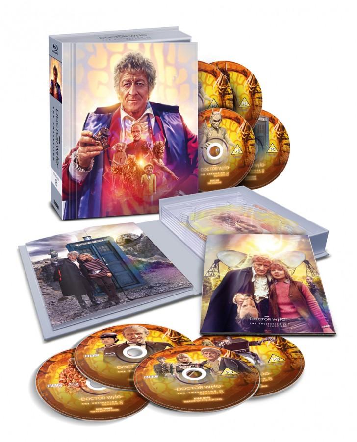 sezon 8 na Blu-ray