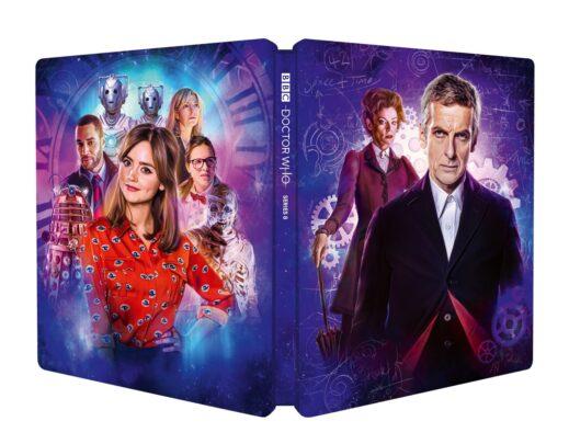 steelbook seria ósma Blu-ray