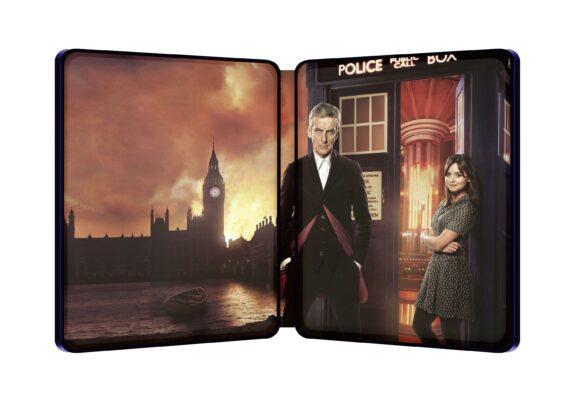seria 8 steelbook Blu-ray