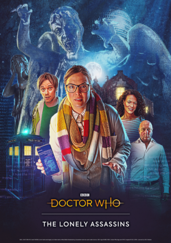 Doctor Who: The Lonely Assassins plakat