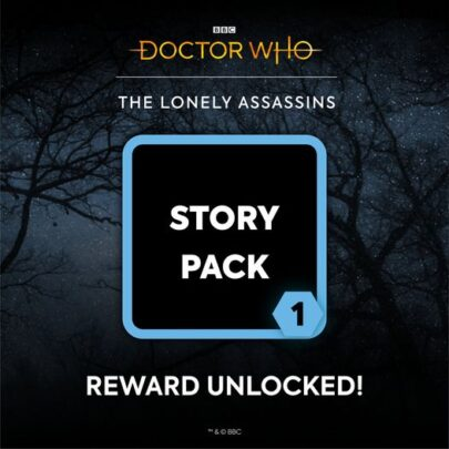Doctor Who: The Lonely Assassins story pack odblokowany