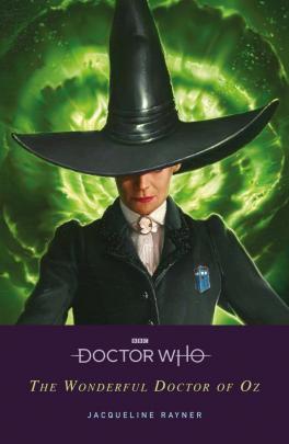okładka the Wonderful Doctor of Oz