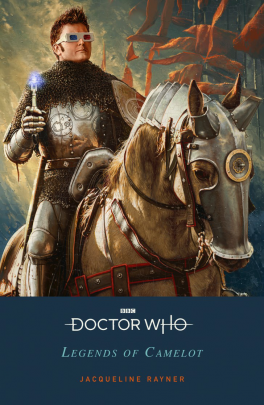 okładka Doctor Who Legends of Camelot