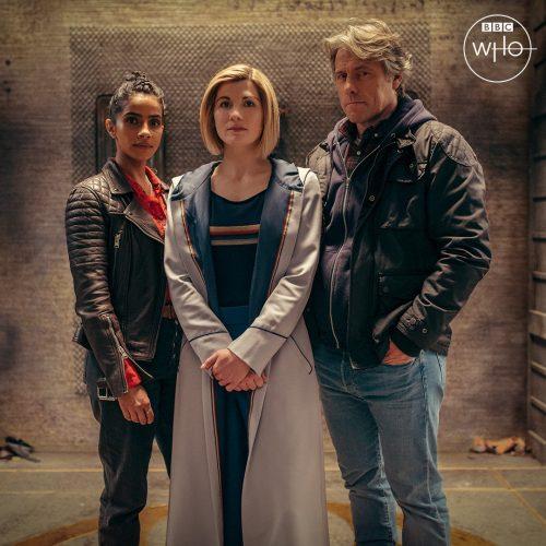 Doktor i towarzysze z 13 serii